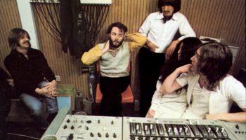 Питер Джексон приступил к работе над документальной лентой о группе The Beatles