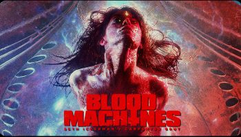«Кровь машин»: И женщина создала Бога
