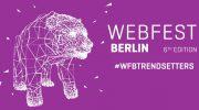 Российский фестиваль веб-сериалов Realist Web Fest приобрёл права на Берлинский Вебфест