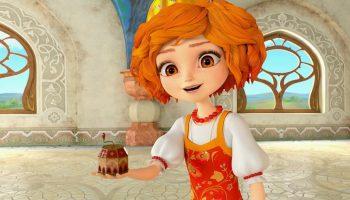 В Китае оценили российский мультфильм «Царевны»