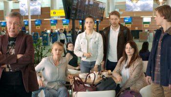 Сериал «Полет» с Михаилом и Никитой Ефремовыми стартует 25 января
