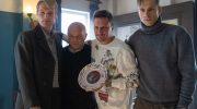 Андрей Смоляков и Виктор Добронравов снимаются в сериале «Художник»