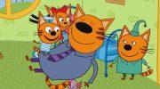Спецвыпуск мультсериала «Три кота» выйдет в прокат в следующем году — новости кино — 1 июня 2021