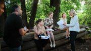 Валерия Федорович, Маруся Климова и Надежда Лумпова стали «Лимитчицами»